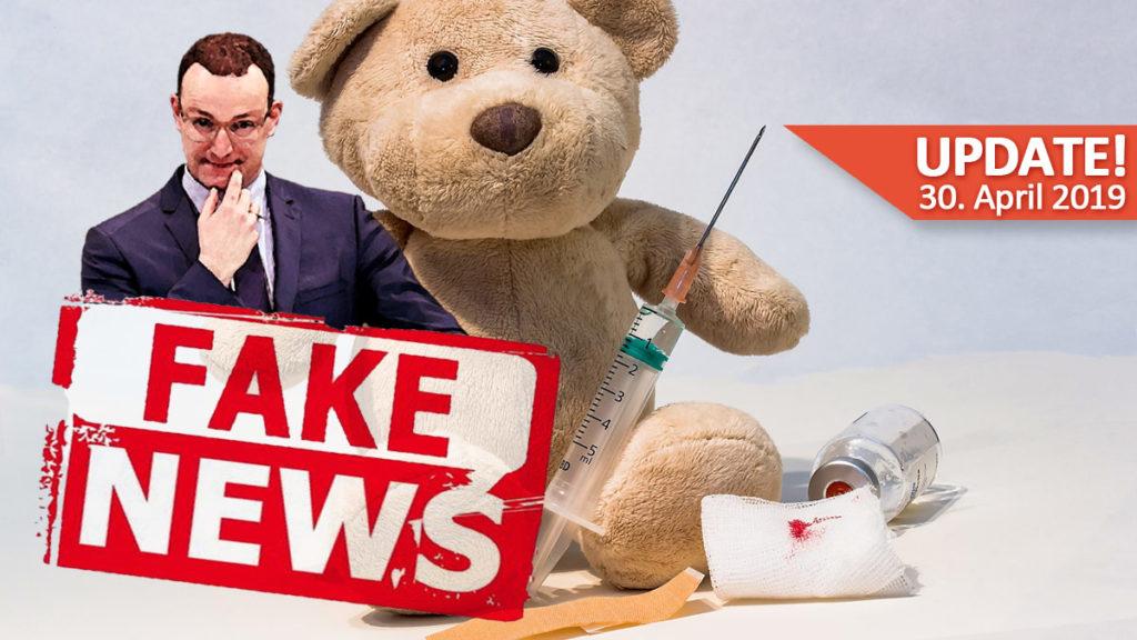 Fake News Jens Spahn Impfpflicht Inkompetenz