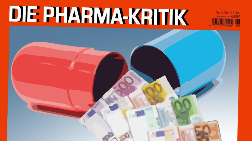 Pharma-Kritik im Spiegel?